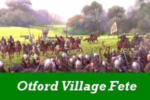 Otford Village Fete Bank Holiday Mon, 30 May